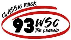 93 WSC The Legend logo
