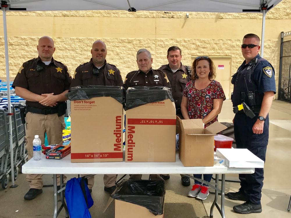 Scott County Law Enforcement Collected Over 72 Pounds of