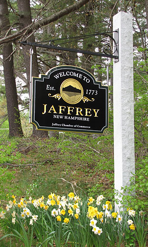 Welcome to the Jaffrey Chamber of Commerce!
