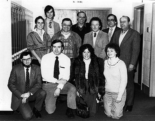 1982 Board of Directors