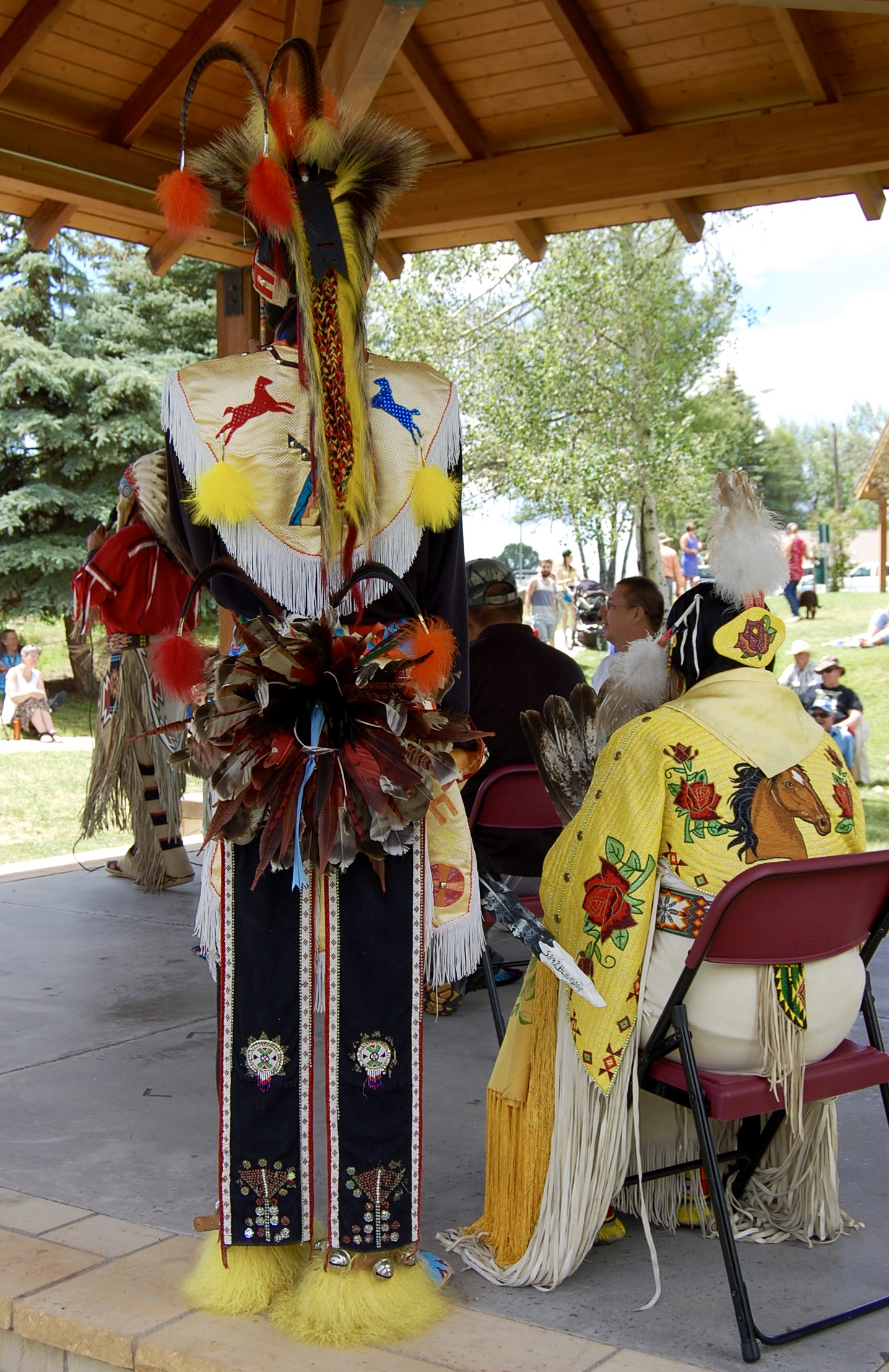 Wind River Dancers