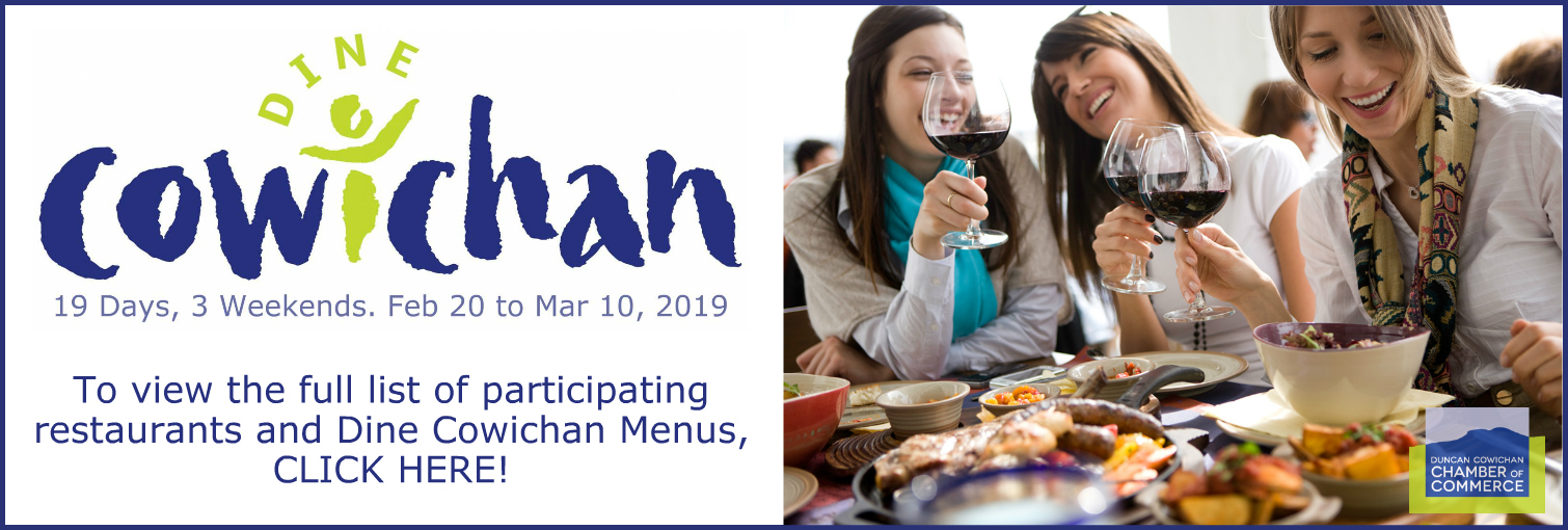 Dine Cowichan 2019