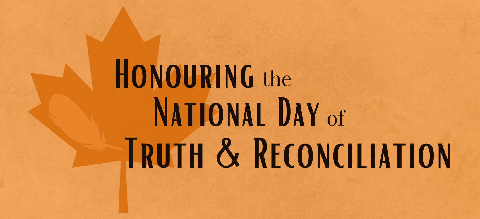 Duncan Cowichan Chamber of Commerce Honouring Truth & Reconciliation