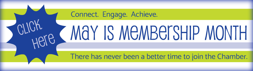 May Membership Month
