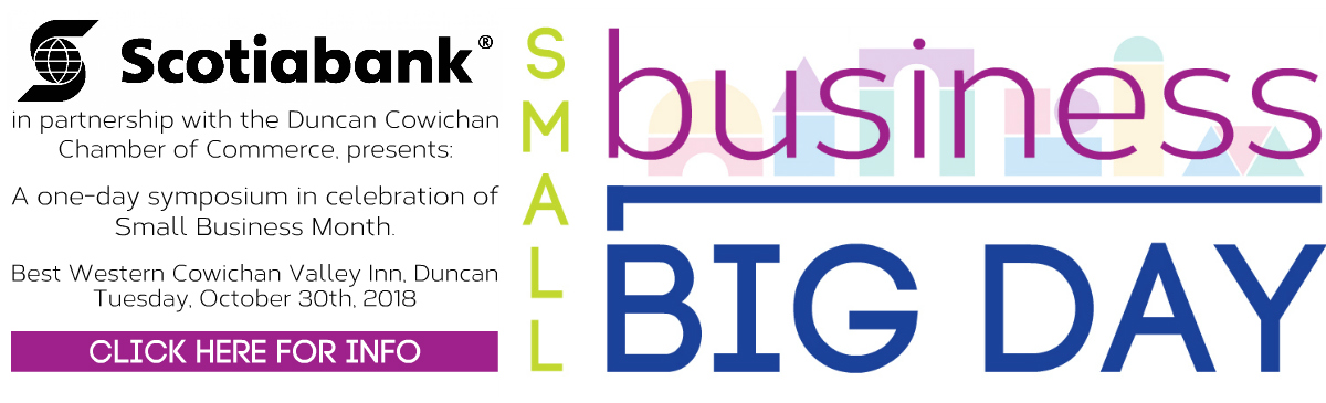 Scotiabank presents: Small Business. BIG DAY.