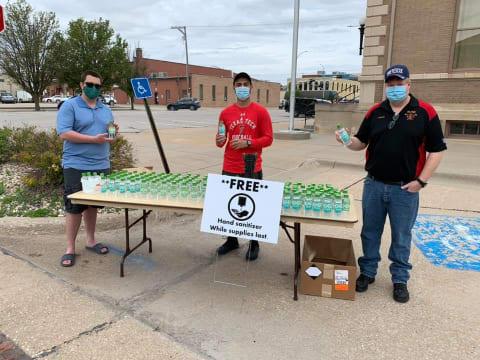 Cargill-Volunteers-Blair-Hand-Sanitizer.jpg