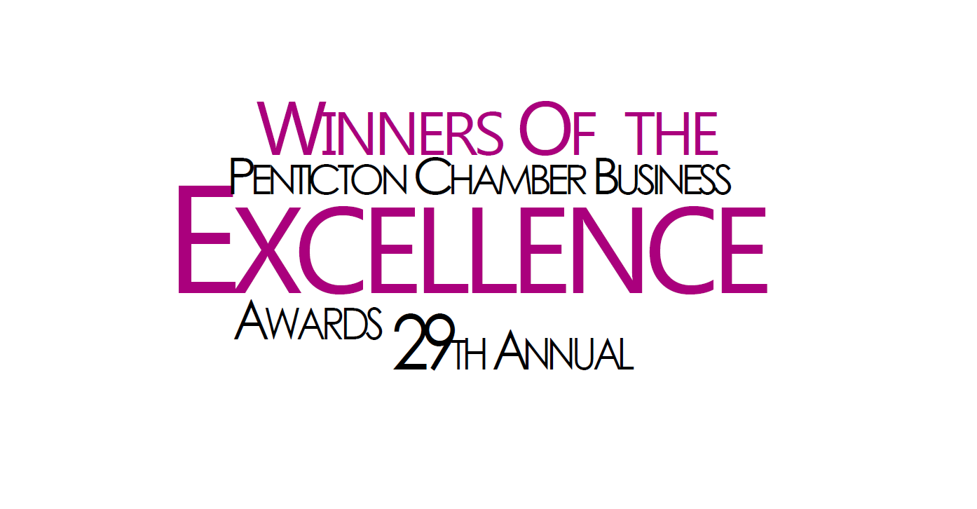 Winners of the 29th Annual Penticon Chamber Business Excellence Awards