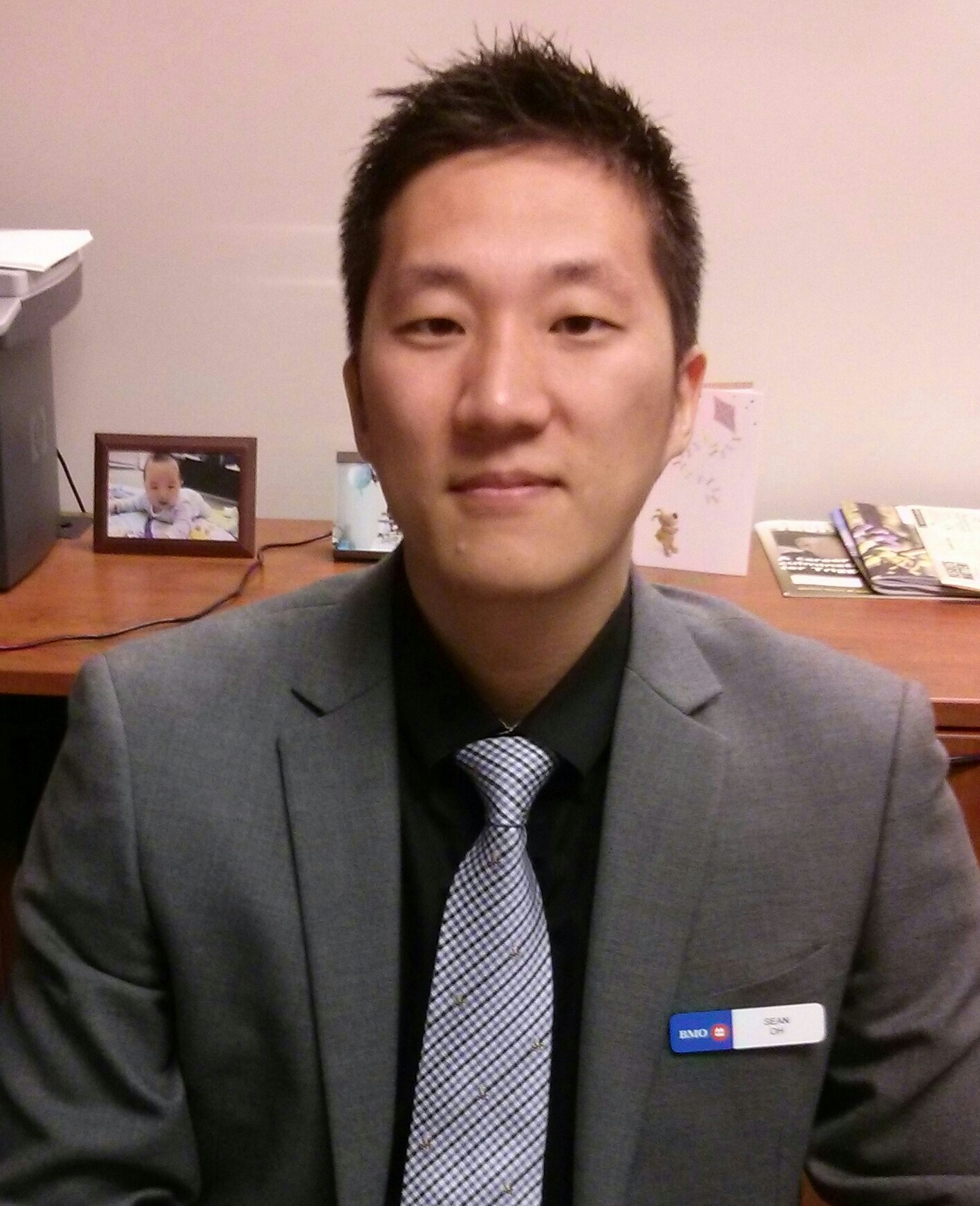 Sean Oh, Chamber Ambassador