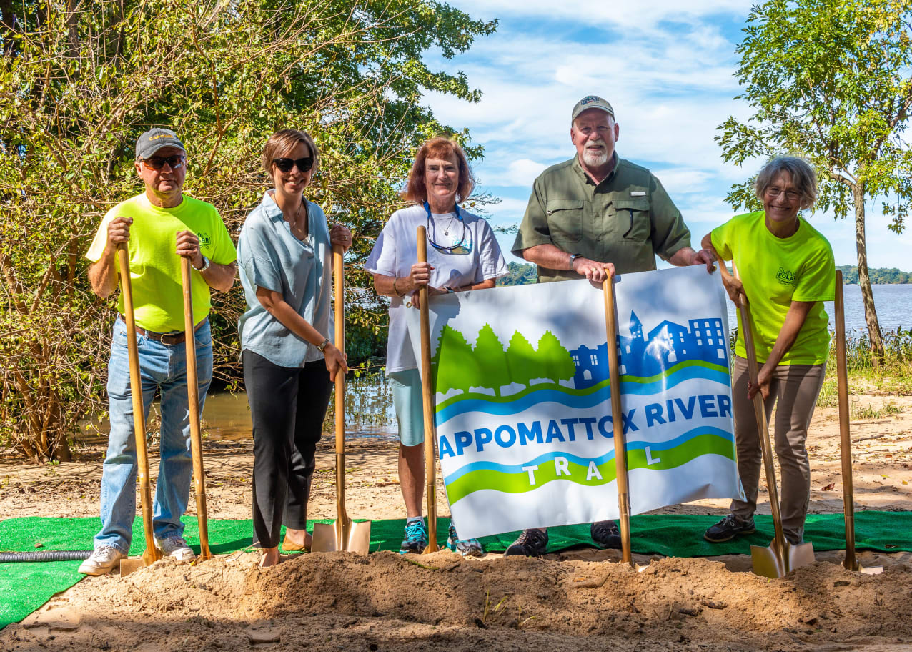 Freedman Point Groundbreaking