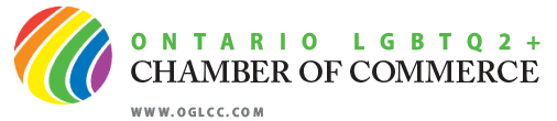 Ontario Gay and Lesbian Chamber of Commerce OGLCC Logo