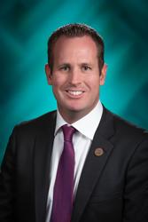 Representative Travis Grantham