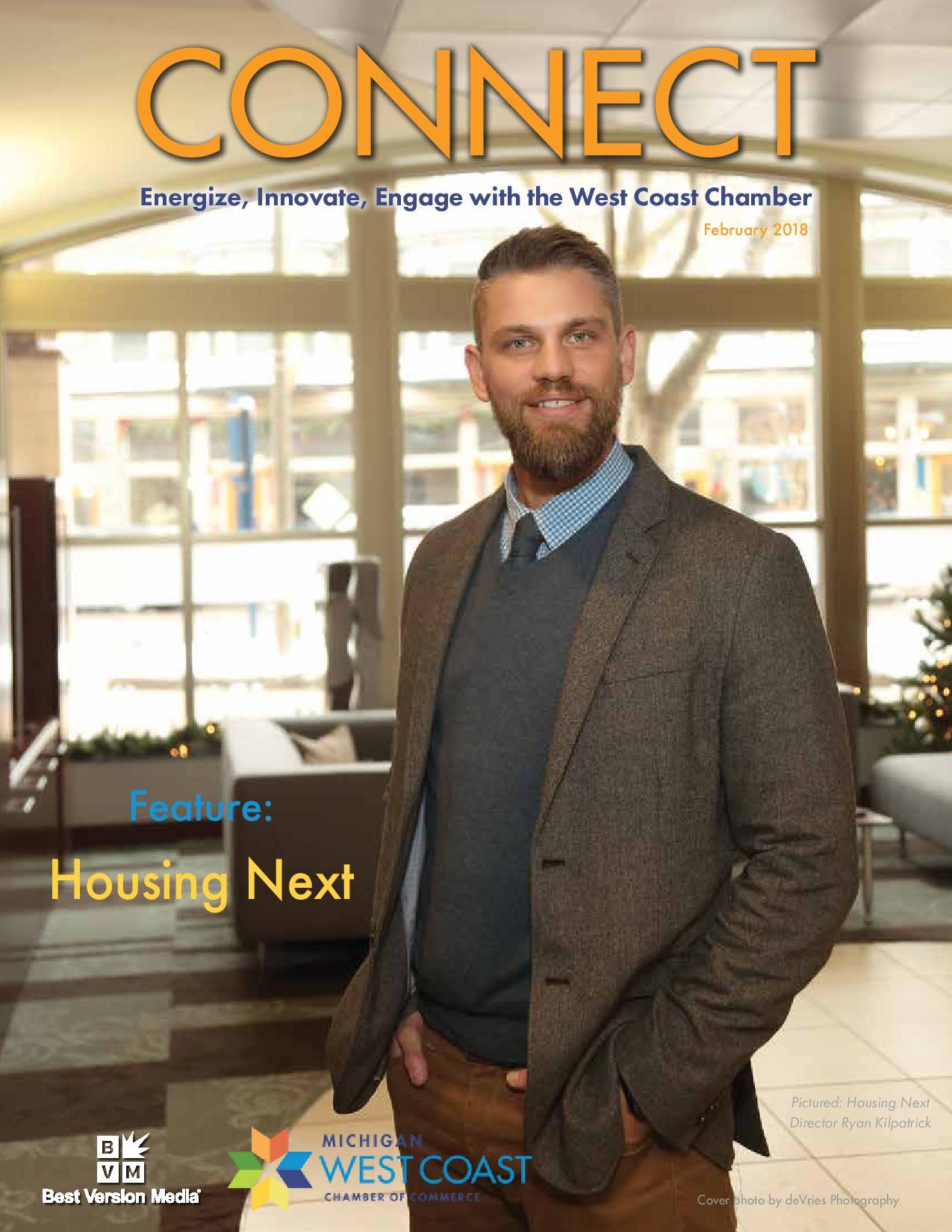 CONNECT Magazine February 2018