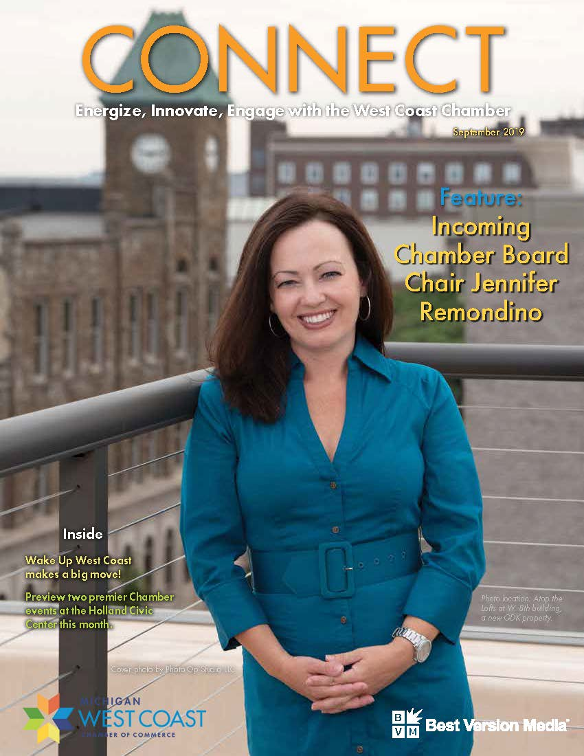 September 2019 Connect Magazine West Coast Chamber