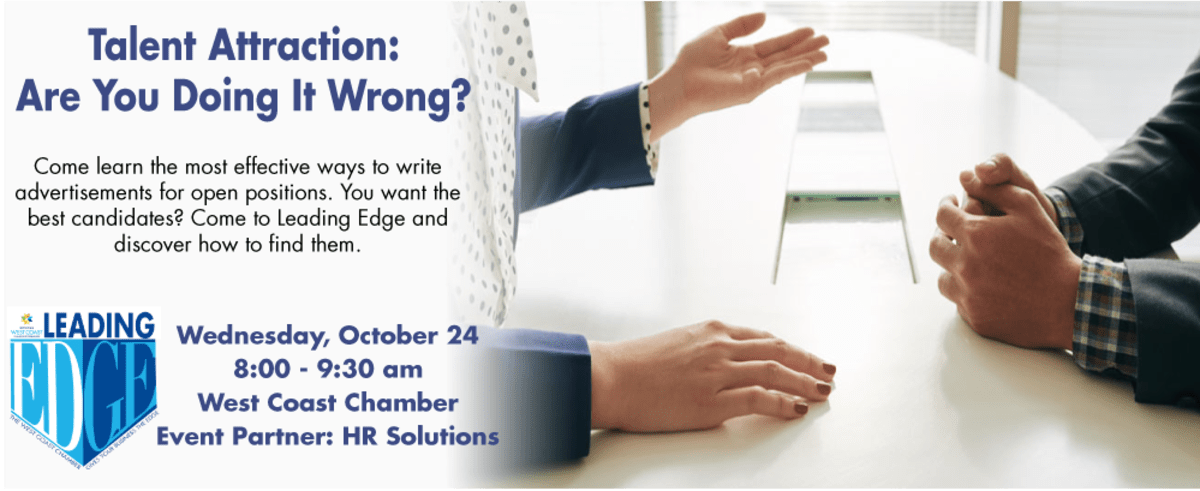 Leading Edge HR Solutions Talent Attraction