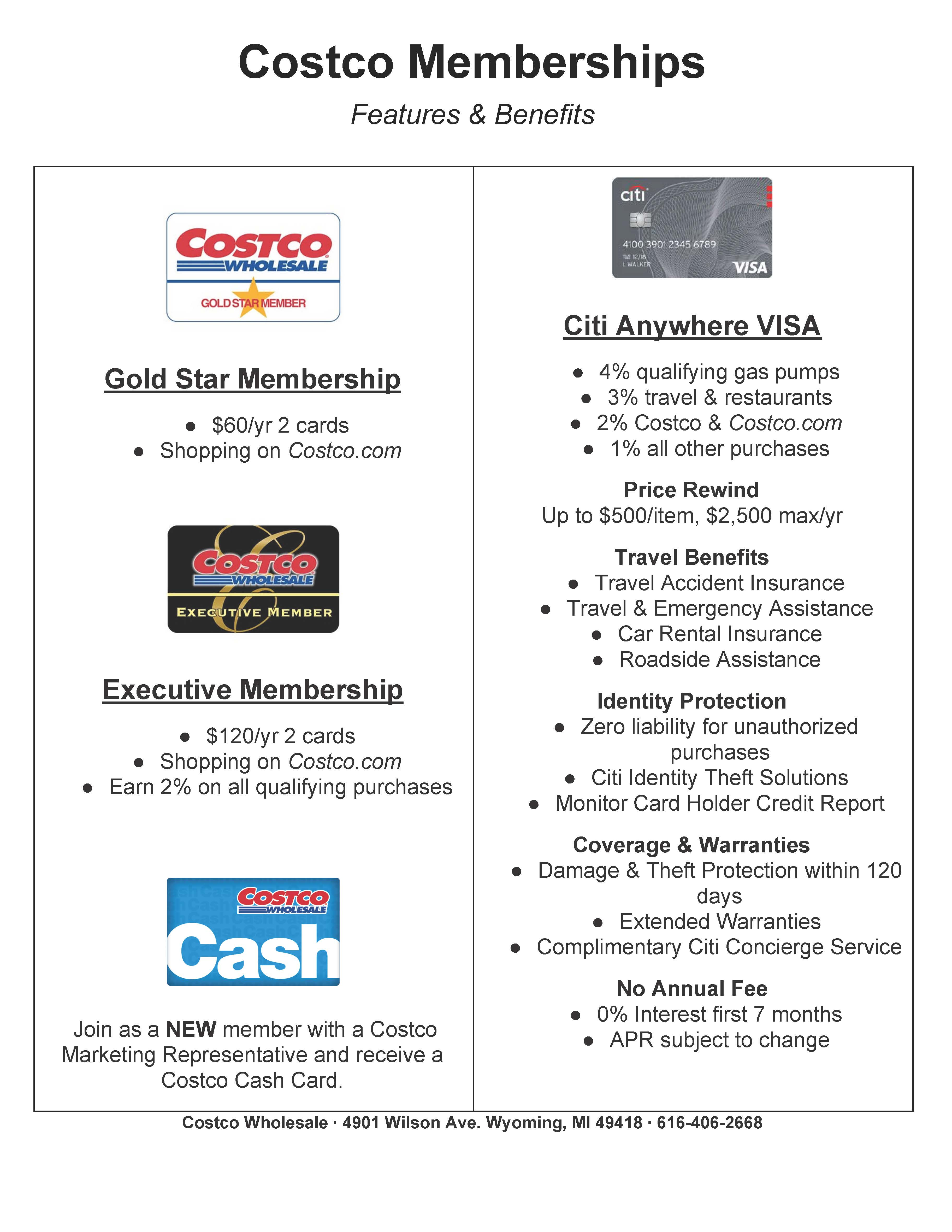 Costco Membership Offer - Michigan West Coast Chamber of Commerce, MI