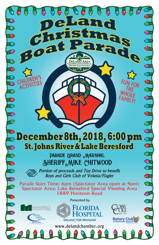 DeLand Christmas Boat Parade