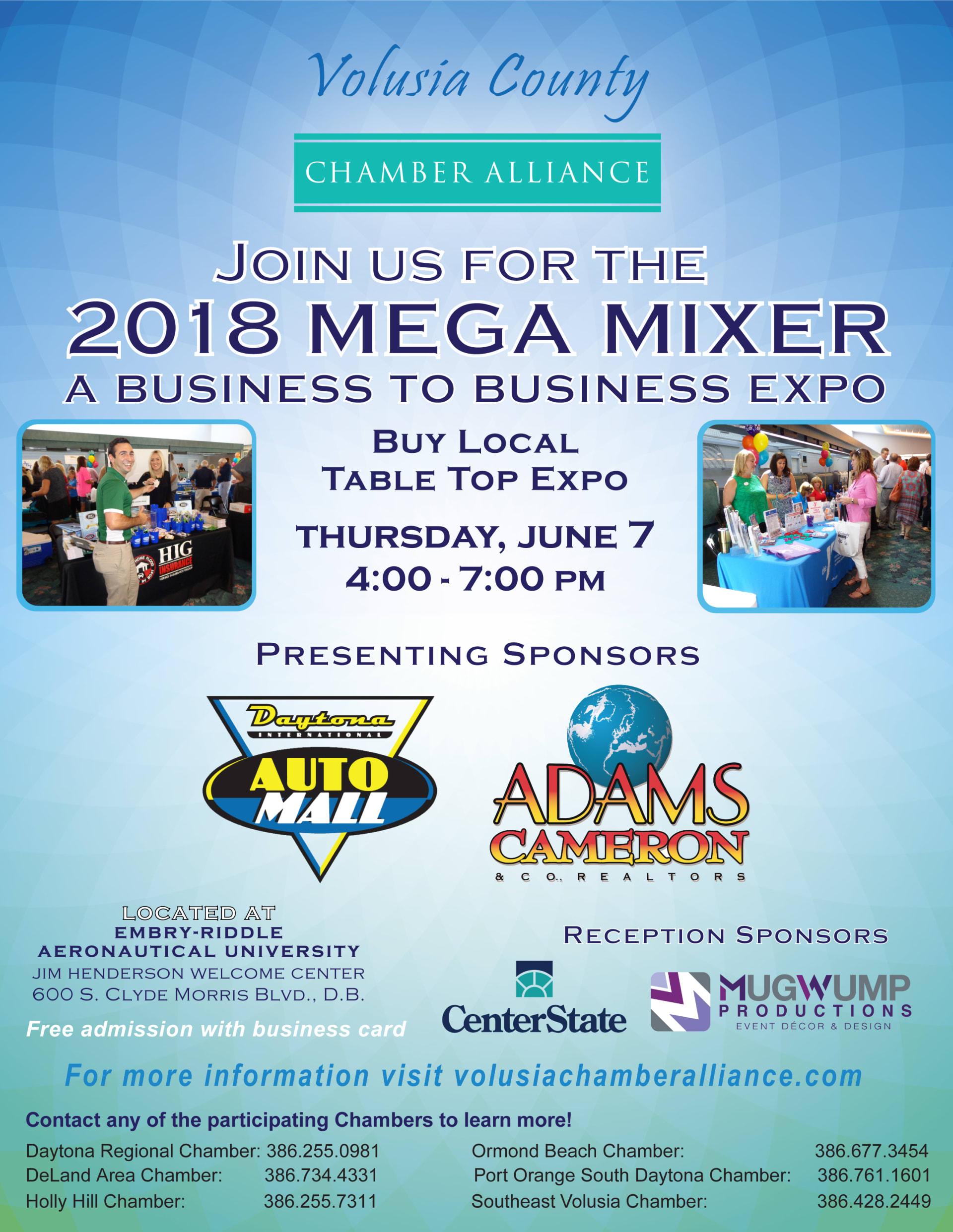 Chamber Mega Mixer