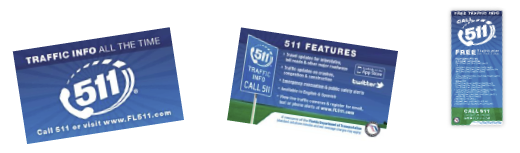 511 Info cards