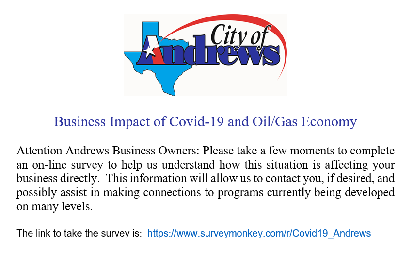 City-https://www.surveymonkey.com/r/Covid19_Andrews