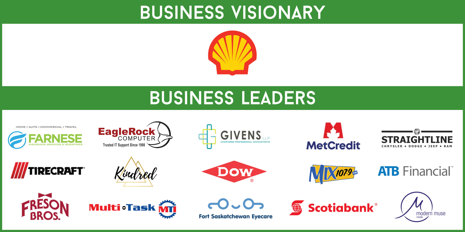 2020 Business Leaders