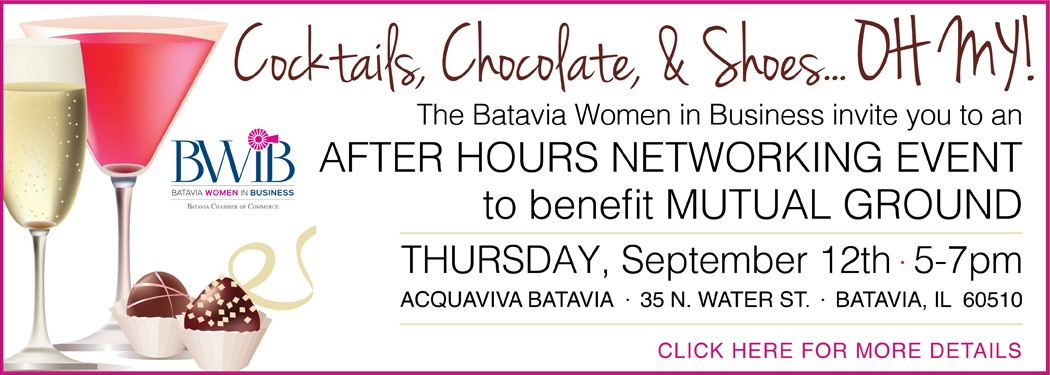 BWIB After Hours Networking Event