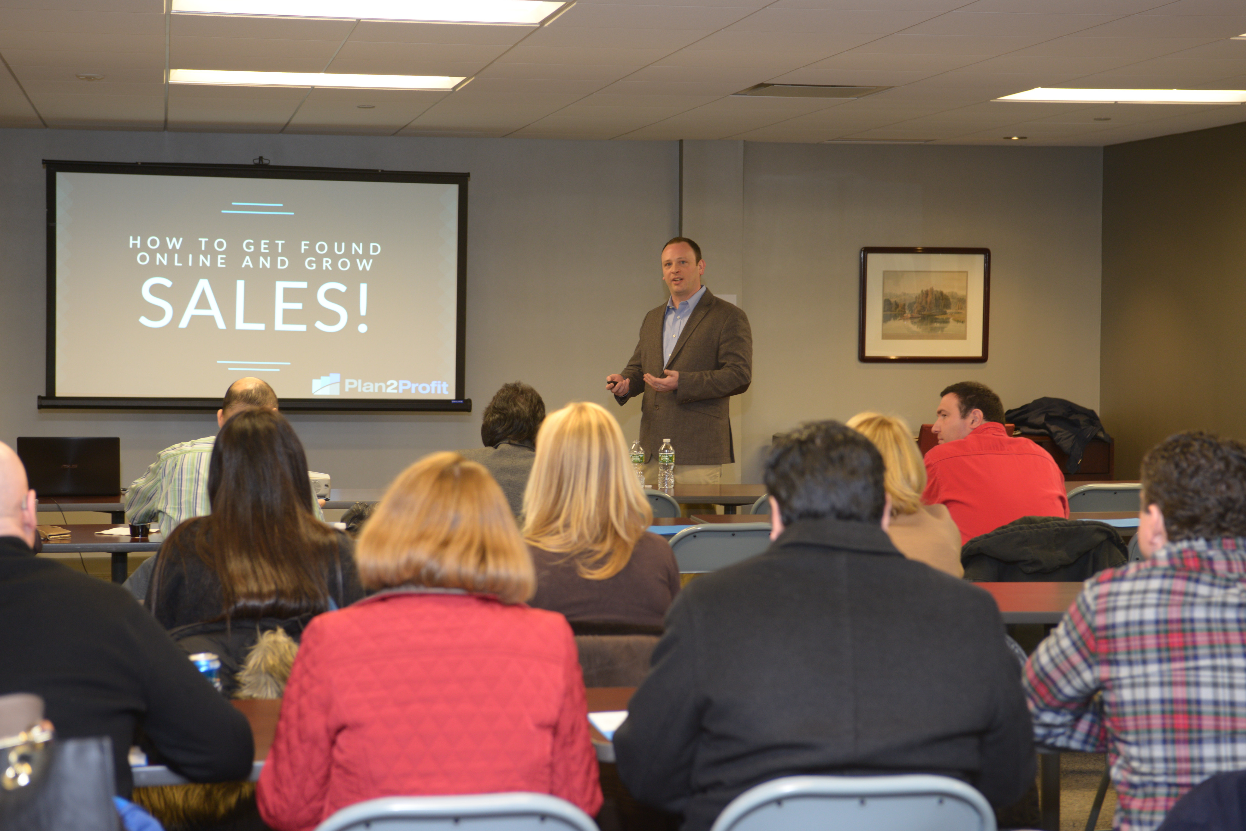GCC Educational Seminar Grow Sales with Online Marketing