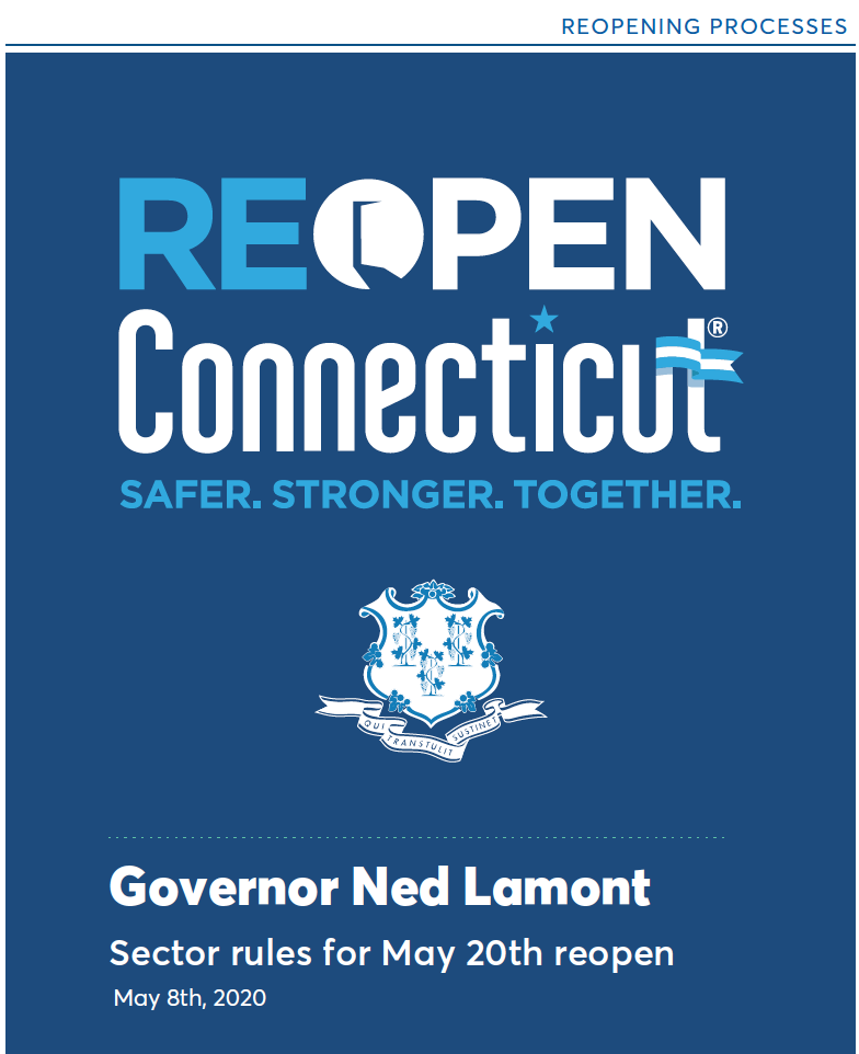 Gov Lamont Reopening Plans Presentation Graphic