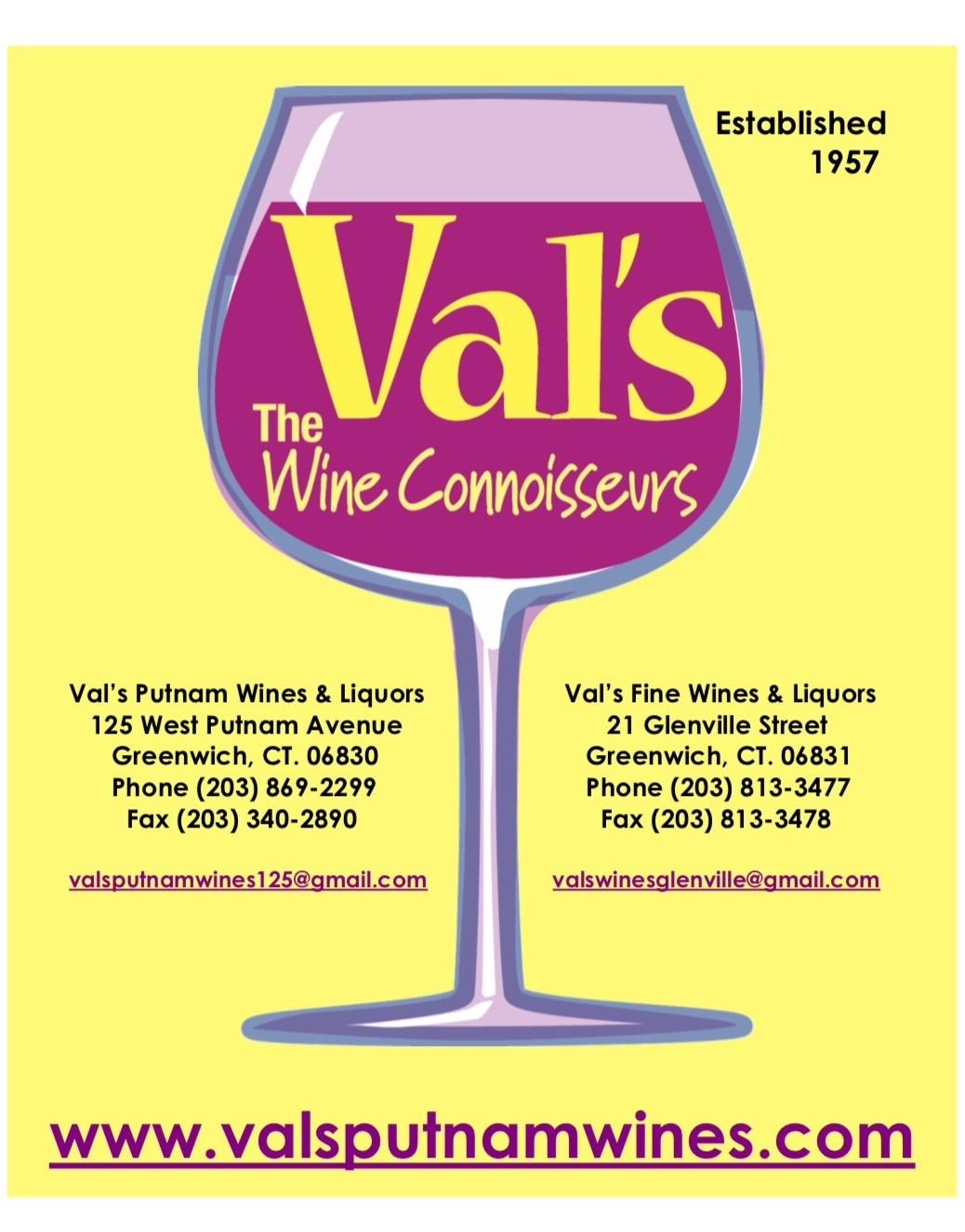 Vals Putnam Wine and Liquors