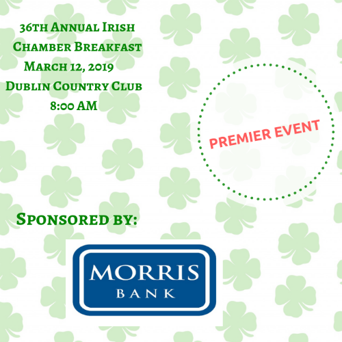 36th Annual Irish Chamber Breakfast