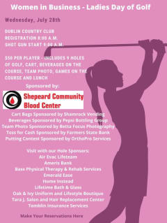 Women in Business - Ladies Day of Golf