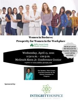 Women in Business - Prosperity for Women in the Workplace
