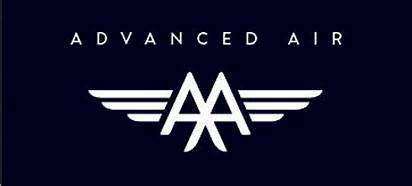 Advanced Air begins flights on January 6, 209.  Click logo to books flights.