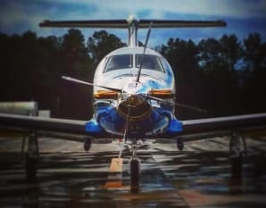 Round-trip flights daily from Albuquerque and Phoenix to the Grant County / Silver City Airport