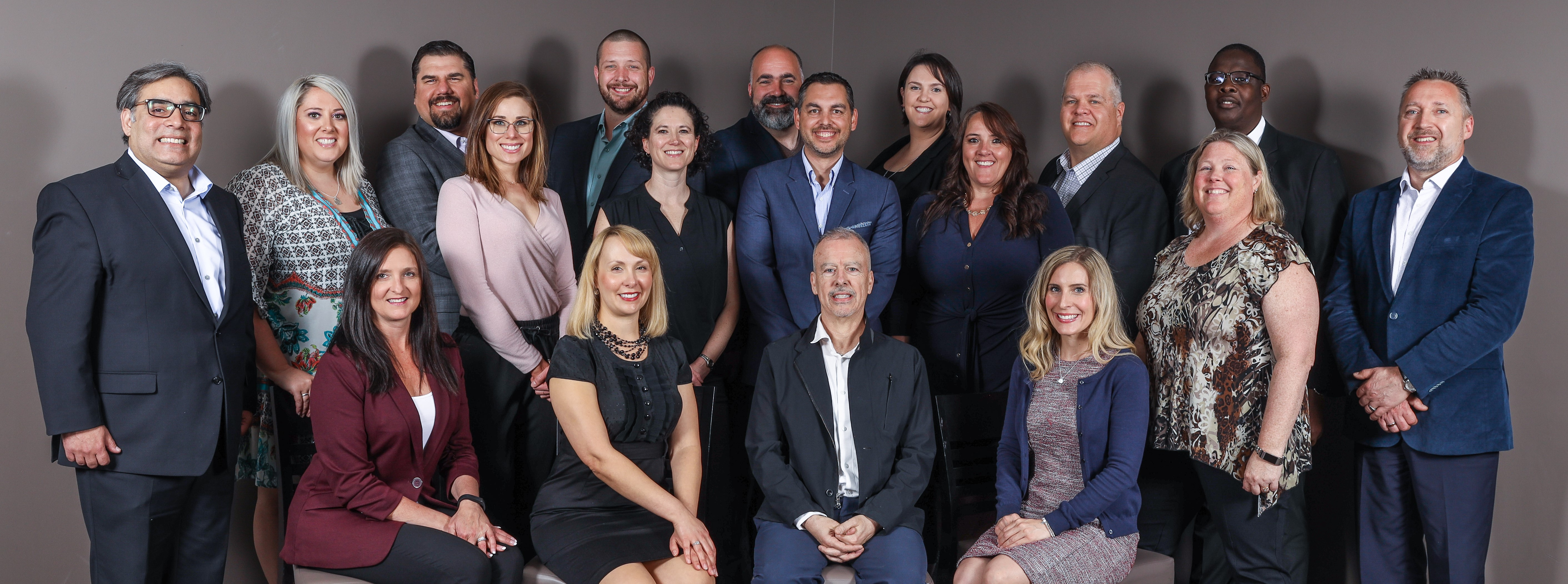Airdrie Chamber Staff