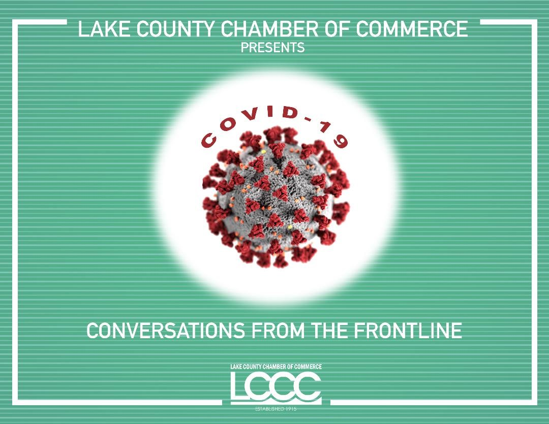 LCCC COVID-19: Conversations from the Frontline | Series Intro