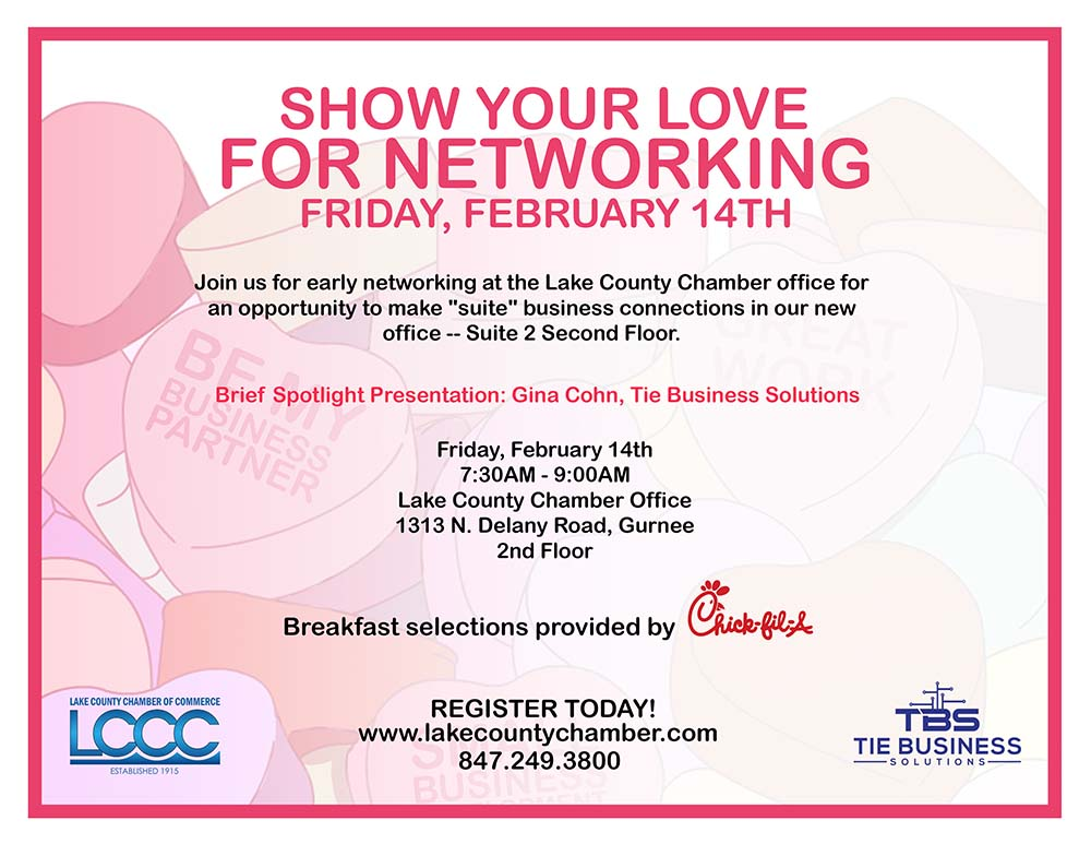 Love For Networking Feb 14 2020