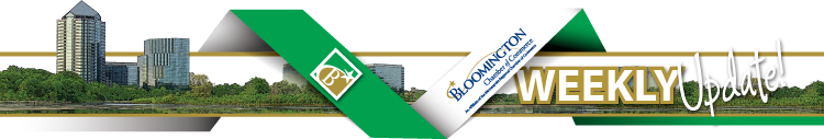 Bloomington Chamber Weekly Newsletter