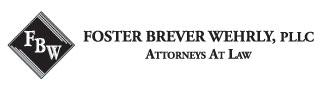 Foster Brever Wehrly