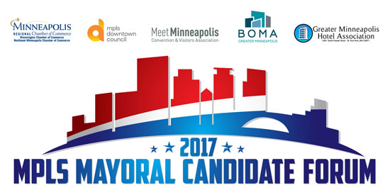 2017 Mpls Mayoral Candidates Forum