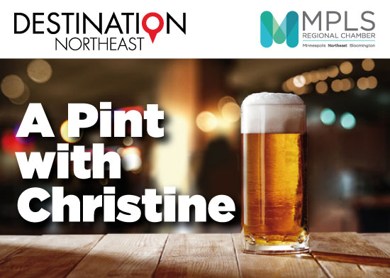 A Pint with Christine