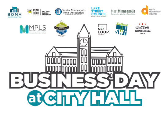 Business Day at City Hall