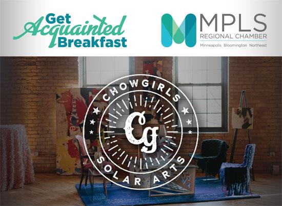 Get Acquainted Breakfast