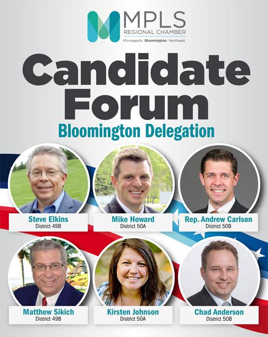 Bloomington Delegation