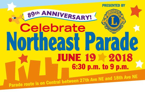 89th Annual Celebrate Northeast Parade