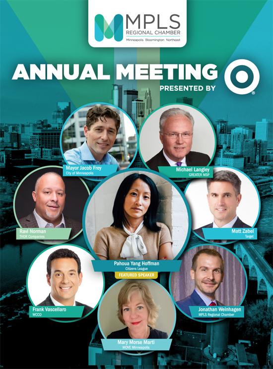 MPLS Regional Chamber Annual Meeting