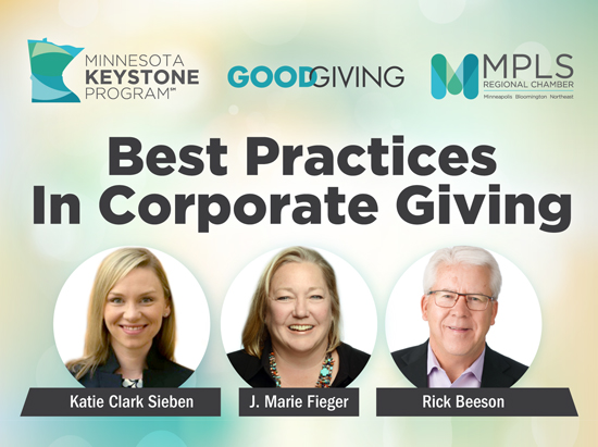 MN Keystone Good Giving
