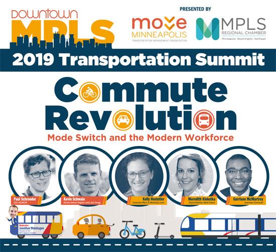 Downtown MPLS Transportation Summit