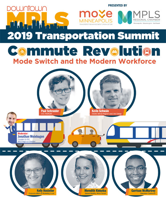 Downtown MPLS Transportation Summit