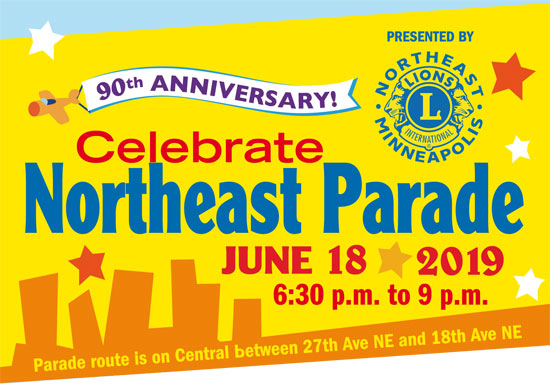 Celebrate Northeast Parade