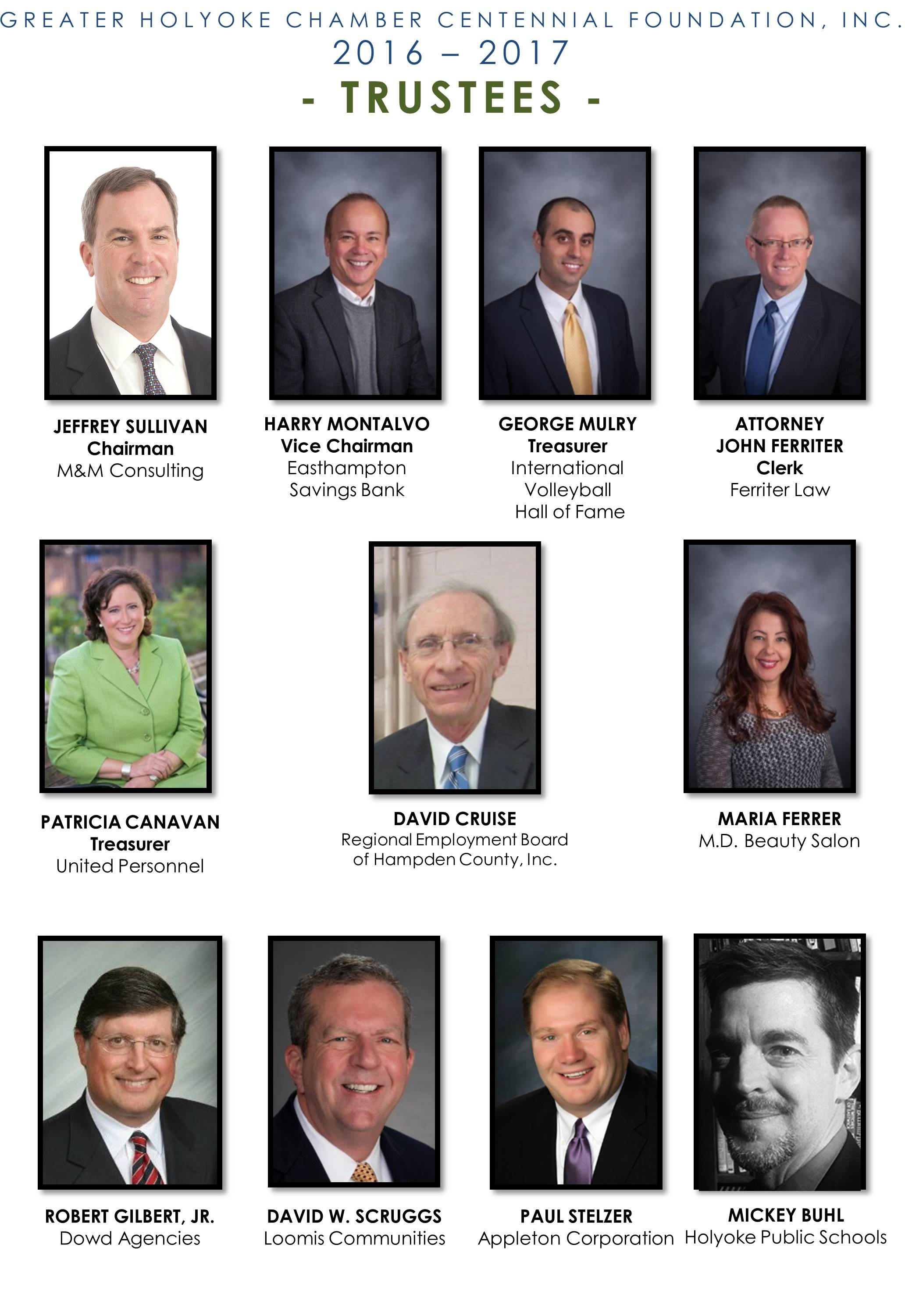 foundation board of trustees greater holyoke chamber of commerce ma upcoming events